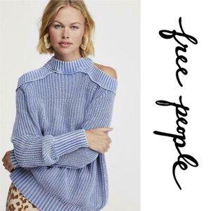 🏷 Free People HalfMoon Sweater | NWT